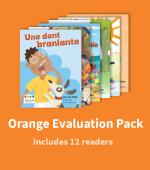 ORANGE EVALUATION PACK